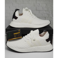 Adidas NMD R2 PK Black White BNIB 100% Original SUPER RARE Idiot Price