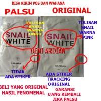 Masker Snail White Original,Mask Masker Snail White,Masker Snail White
