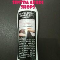 Bienova Shampoo Kutu