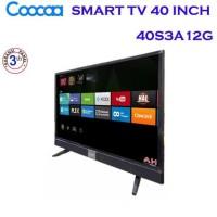TERMURAH COOCAA 40 INCH SMART LED TV 40S3A12G PROMO