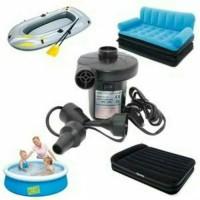 pompa elektrik angin sofa bed air bed air sofa kolam anak perahu air