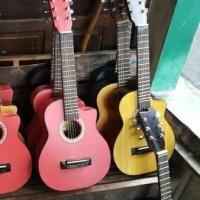 gitar akustik mini murmer