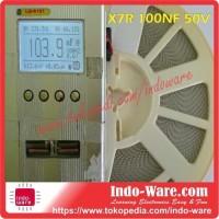 1206 104 100NF 100nf 50V SMD Kapasitor 3216 104K SMD merk samsung