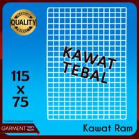 Ram Kawat 115 x 75 cm Buat Pajangan Rak Display aksesoris HP