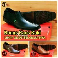 Sepatu Pantofel/Formal Pria Kulit KICKERS ORIGINAL