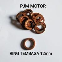 Ring Tembaga Ring Baut Banjo 12mm M20