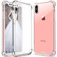 Anticrack Iphone X, Iphone Xs, Iphone Xr, Iphone Xs Max Silikon Case
