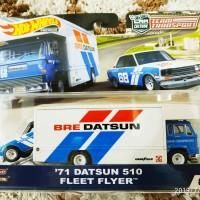 Hotwheels Transporter Datsun Bre