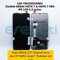 LCD TOUCHSCREEN XIAOMI REDMI NOTE 7 / 7 PRO IPS LCD 6.3 inch KD-003277