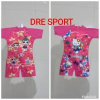 Baju Renang Diving anak TK cewe