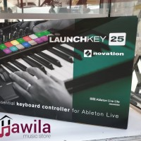 NOVATION LaunchKey 25 MKII MK2 Launch Key Usb Midi Controller Garansi