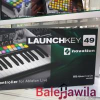 NOVATION LaunchKey 49 MK2 MKII 4 Octave Usb Midi Controller Novation