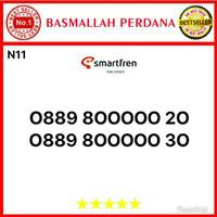 Nomor Cantik Smartfren Seri Panca 00000 0889 800000 20 30 nmp11