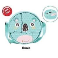 KOALA - Lunch Box Set Puzzle Kotak Makan Anak Karakter Technoplast