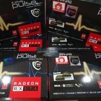 VGA AMD SAPPHIRE RX570 / RX 570 8gb pulse