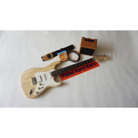 Gitar Listrik Fender Stratocaster New Paketan