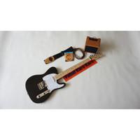 Gitar Listrik Fender Telecaster Hitam New Paketan