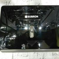 Tempat tisu Kotak Subron (black) Tempat tissue kotak
