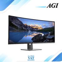 "Monitor LED Ultrawide Dell U3818 U3818DW 38"" 3840x1600 IPS HDMI DP"