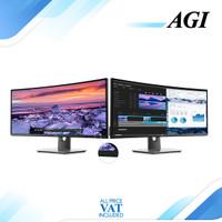 "Monitor LED Ultrawide Dell U3419 U3419W 34"" 3440x1440 IPS HDMI DP"
