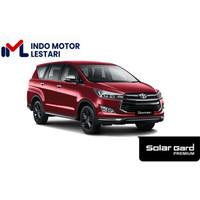 Kaca Film Full Set Solar Gard Premium Black Phantom Toyota Innova