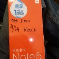 xiaomi redmi note 5 pro 4/64 black