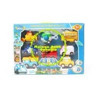 Robocar Poli Isi 8 - Mainan Anak Laki Laki