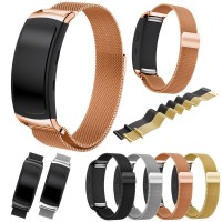 Samsung Gear Fit2 Fit 2 Pro Watch Straps Milanese Replacement Accessor