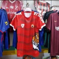 Jersey Persija Training Tiger Merah Liga 1 Gojek 2018 grade ori offici