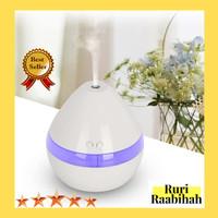 Air Humidifier Ultrasonic Lampu Led /difuser /Aromatherapy mousturizer