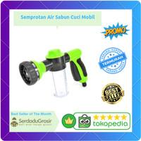 Semprotan Air Sabun Cuci Mobil Car Washer Foam Water Gun