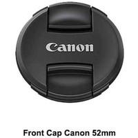 Lens Cap Canon 52 mm Ultrasonic || PENUTUP LENSA || DSLR