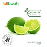 Jeruk Nipis HORECA 500gr / Lime / Nipis / Buah Jeruk