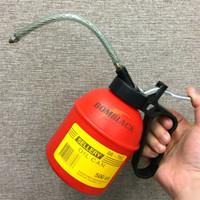 Botol Semprot Oli 500cc SELLERY Pompa Oil Can Plastik Semprotan Oli