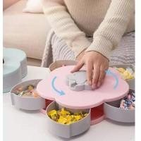 box bunga 5in1/kotak kue model bunga 5in1/tempat bumbu