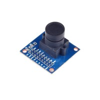 Termurah 10Pcs Guaranteed Blue OV7670 300KP VGA Camera Module for ardu