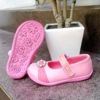 Sepatu flat anak perempuan Slip on Kipper tipe Sarah ukuran 26-30