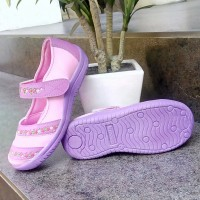 Sepatu anak Perempuan flat shoes slip on Kipper Tipe Florida Uk 26-30