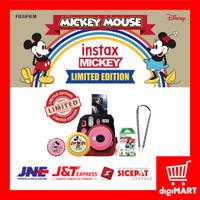 ORIGINAL Kamera Instant Polaroid Fujifilm Instax Mini 9 Mickey Mouse