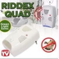 Riddex Plus Pengusir Tikus, Pengusir Nyamuk, Pengusir