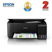 Epson Printer L3110 Print Scan Copy - Hitam pengganti L360