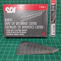 Refill / Isi Pen Cutter SDI 1361 / 0439 (Snap Off Blades)