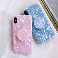 Softcase Marble Crystal Bling Soft Case Cover Casing Oppo F9 F7 F1f F1