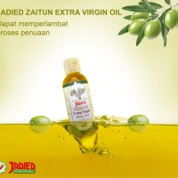 Jadied Zaitun Extra Virgin Jadied Minyak Zaitun 60ml