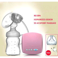 Pompa ASI Elektrik Otomatis Electric Milk Breast Pump - MZ-602