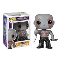 Drax 50 Funko POP! Guardian of the Galaxy Movie Avengers