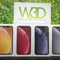 (TERMURAH) iPhone XR 64Gb - BNIB - ORINGINAL - GARANSI 1 TAHUN