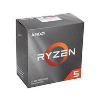 AMD RYZEN 5 3600 6-Core 3.6 GHz (4.2 GHz Max Boost) Gen 3th Socket AM4