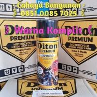 Pylox Pilox DITON PREMIUM Cat Semprot Bkn Samurai Paint 400 Cc 400cc