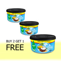 Buy 2 Get 1 FREE Little Trees Fiber Can Caribbean Colada